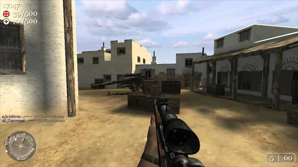 how to make a call of duty 4 server