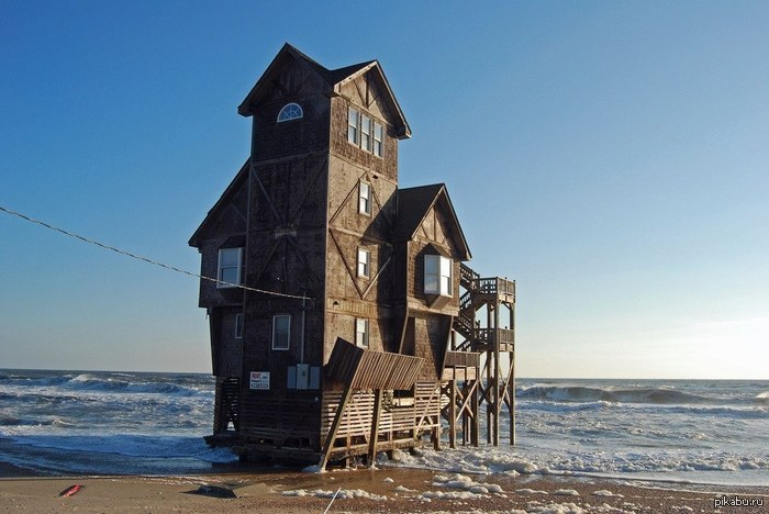 House in Maramme on the seaside