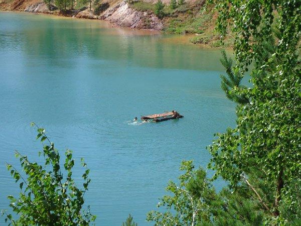 кемеровская область озеро апрелька фото