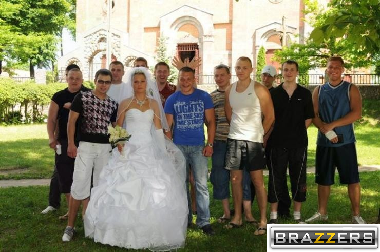 невеста жених свидетель порно фото