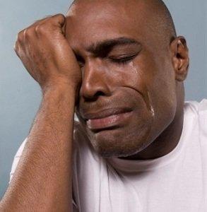 Плачет от негра фото 174-930