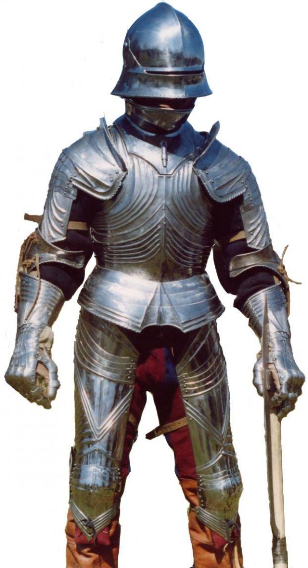 рыцарей в средневековья фото доспехах