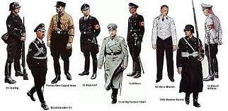 Кто шил форму для фашистов