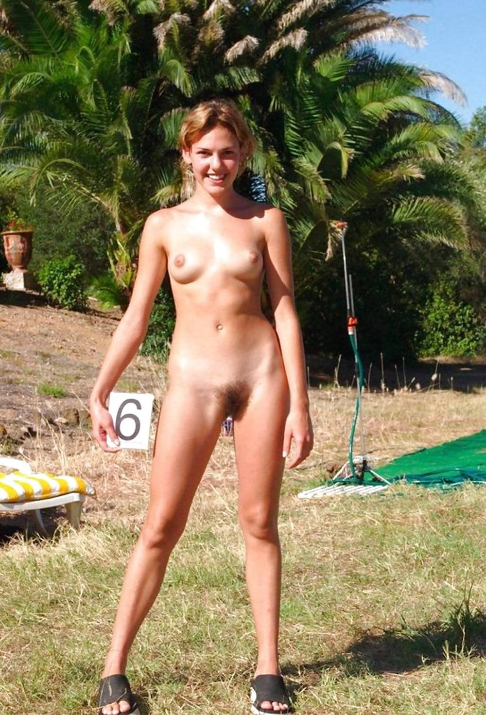 Nude junior pageant girl