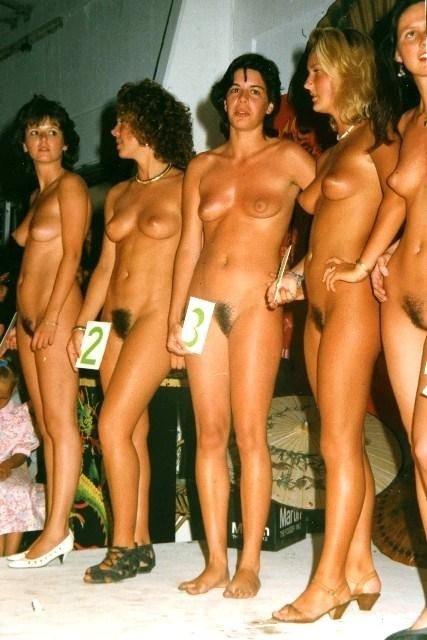 Смотреть ретро обнаженные конкурсы красоты 10