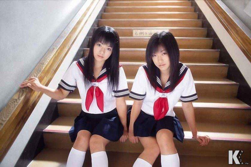 девочки в школьной форме ебутся