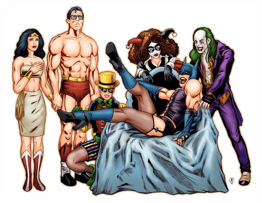 Член бэтмена