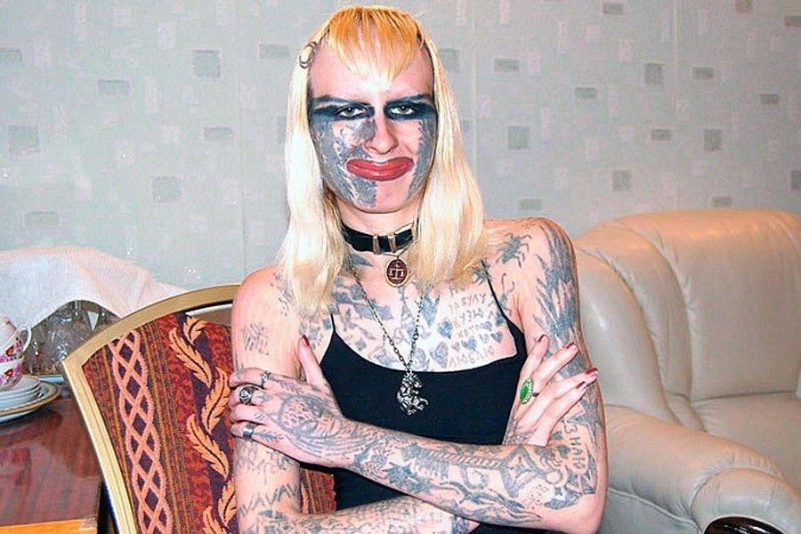 Фото татуированных девушек фото 416-386