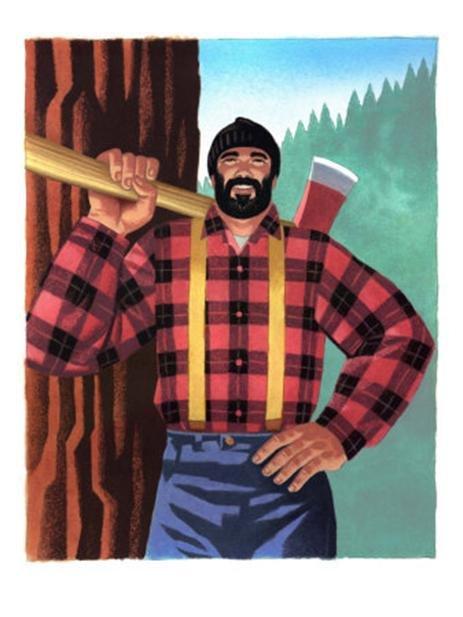 Картинки по запросу лесорубы аляски