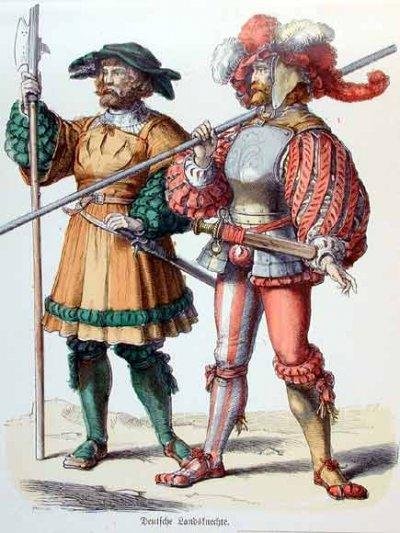 Секси девушки в рыцарской одежде