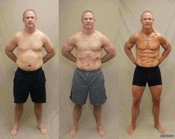 Бодибилдинг программа для похудения