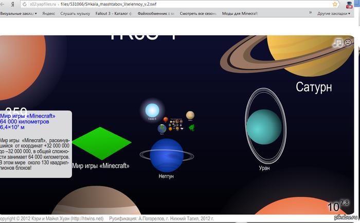 вот,оказывается,что  сравнимо с планетами) ссылка на сайт в комментах кому интересно)