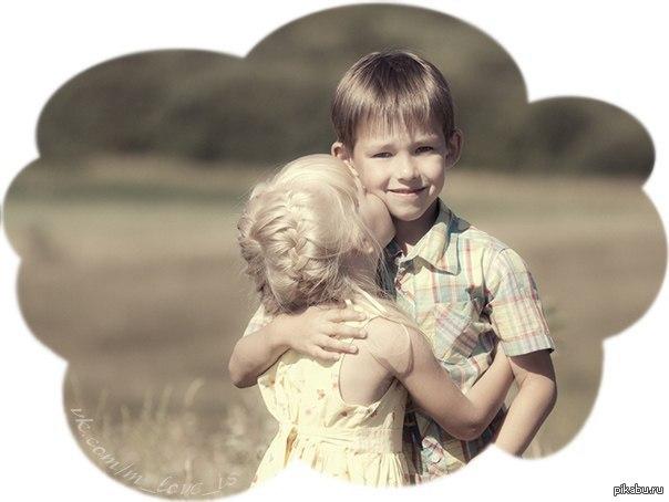 Картинки про брата и младшая сестра