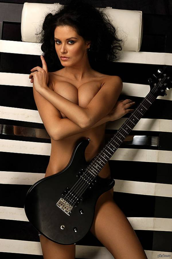 Секс с гитарой