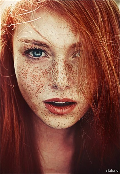 ho made freckles iconic - 623×900
