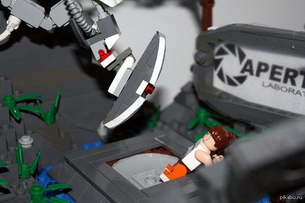 скачать игру лего портал 2 - фото 11