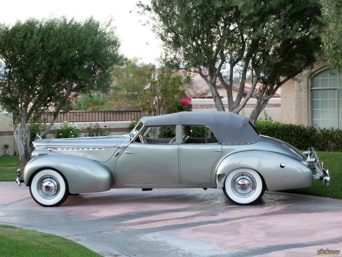 Packard 180 Super Eight 1940