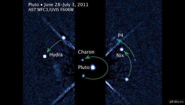 Пикабушники, оставим след в истории! Первооткрыватели двух малых спутников Плутона выложили их возможные названия на голосование! Голосуем!  http://www.plutorocks.com/