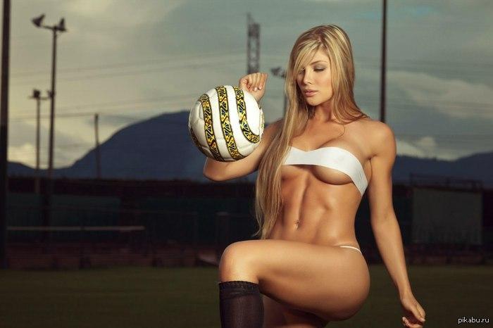 немного футбола)