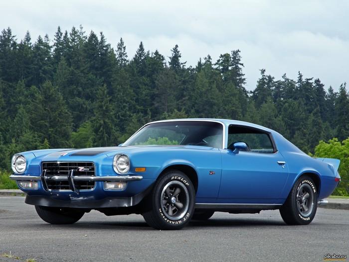 1971 Chevrolet Camaro Z28