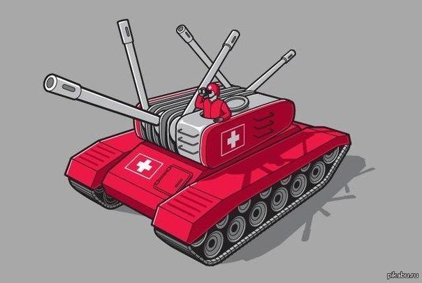Швейцарский танк