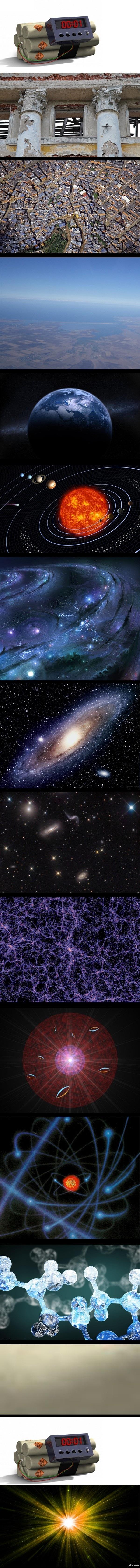 Вселенная А вдруг так и есть?