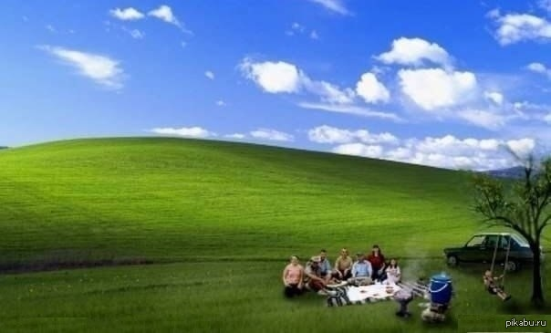 Если Windows XP сделали бы русские