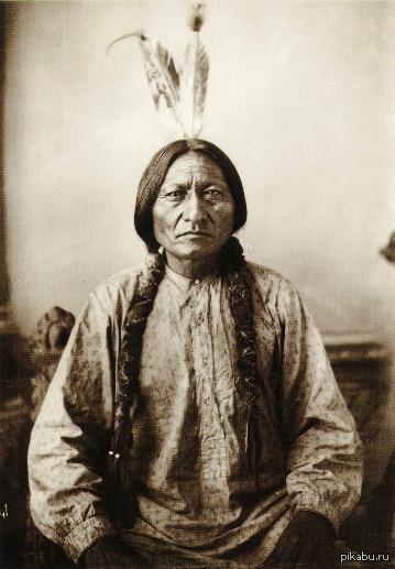 Пенисы индейцев