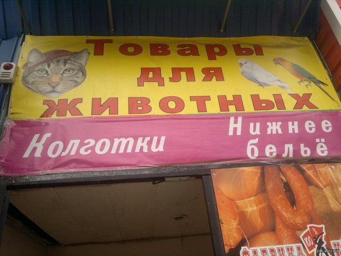 """""""Остроумный заголовок"""" не в обиду эммм.... """"животным"""""""
