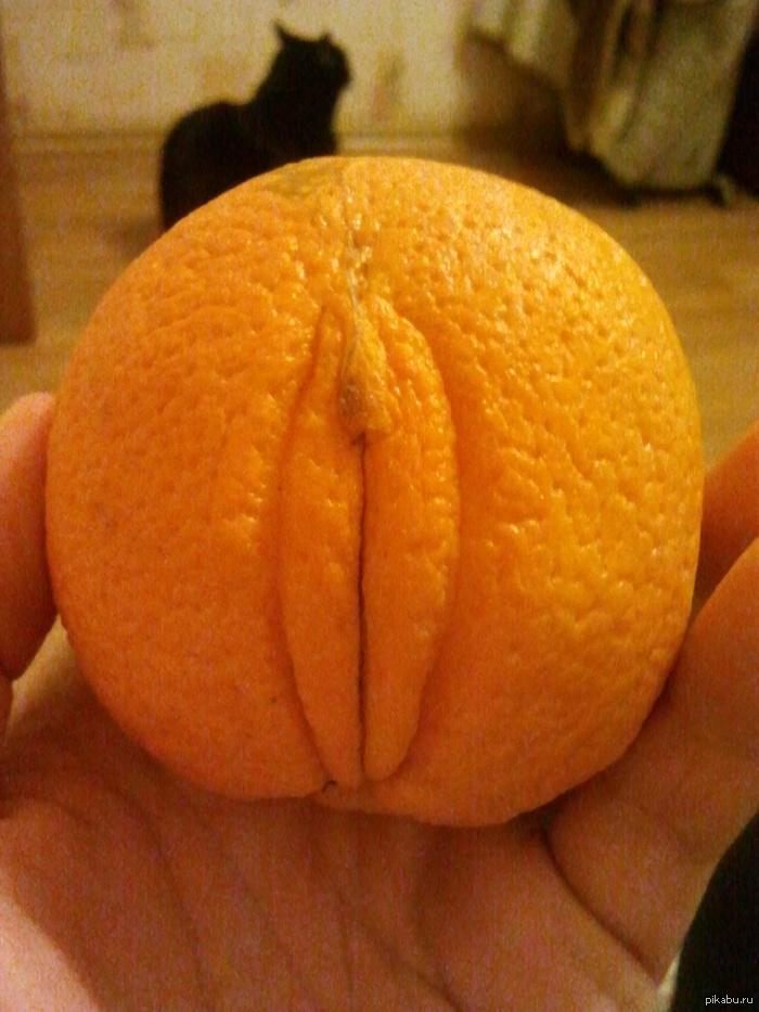 Секс с апельсинами