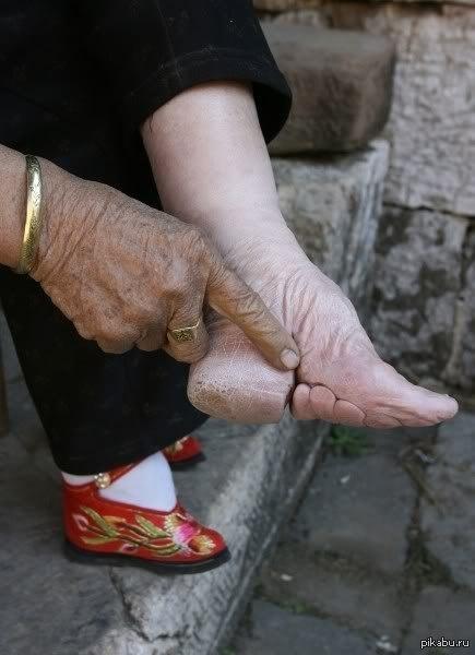 фетиш на ножки
