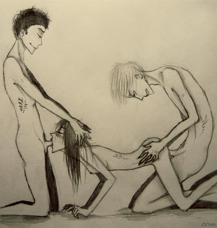 Мои секс рисунки