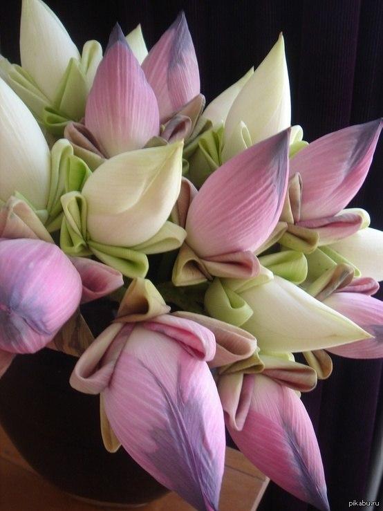 Букет цветов оригинальный фото