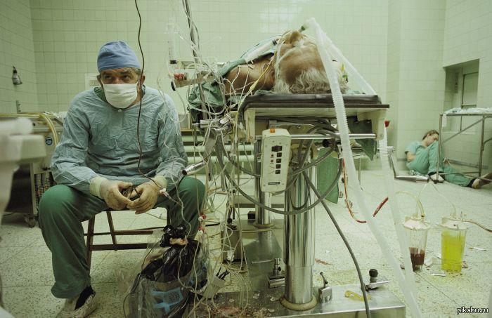 фото хирургов на операции