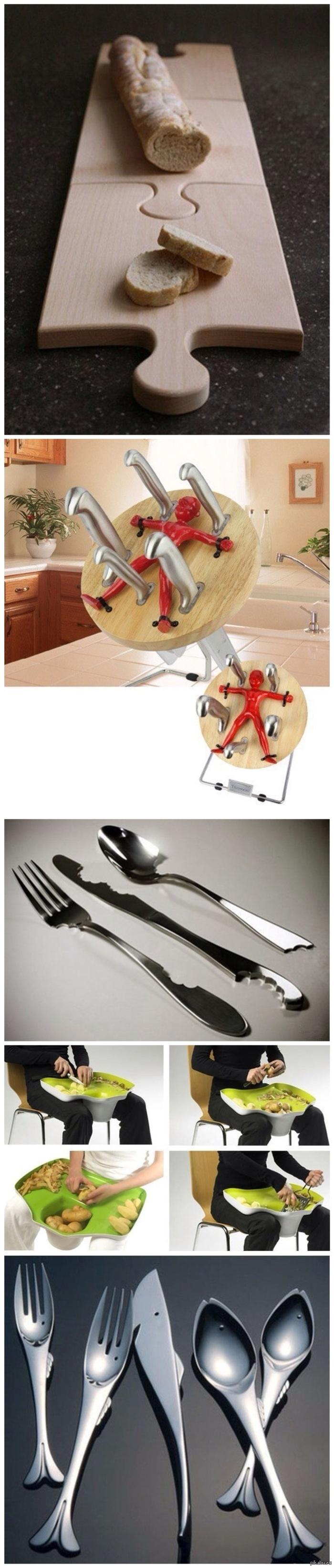 Интересные предметы для кухни. Заимствовано ))