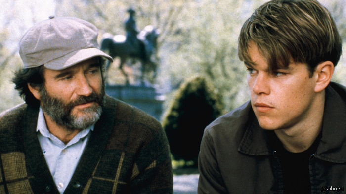 good will hunting and psychology