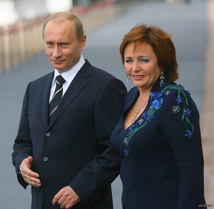 Путин и Кабаева свадьба Фото Его новая жена сегодня