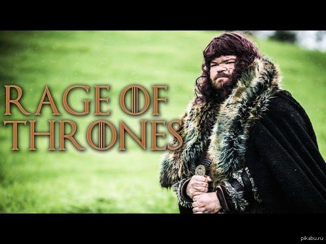 """The Axis of Awesome - Rage of Thrones для фанов """"Песнь ляда и огня"""" и вообще для всех тех кто любит читать и считает что книга лучше, вашему внимаю http://www.youtube.com/watch?v=B4263mI"""