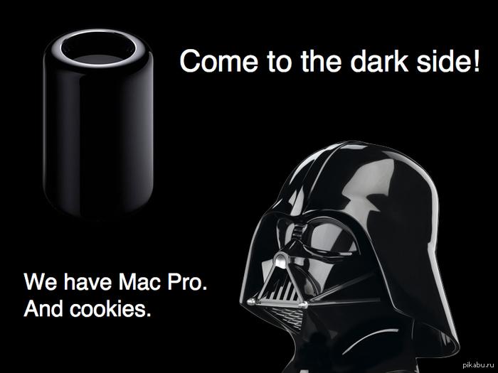 Что будет, если доверить гикам дизайн компьютера Новый Mac Pro