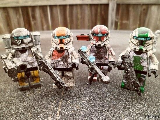 Лего и жопы фото 268-13