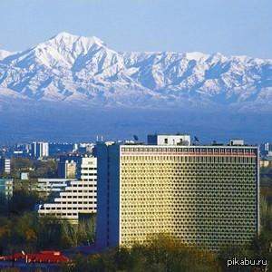 фото города ташкент