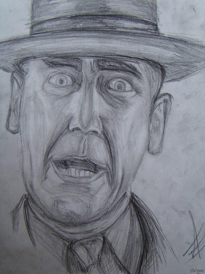 """Сержант Хартман из """"Цельнометаллической оболочки"""" Не идеал конечно,усидчивости бы немного."""