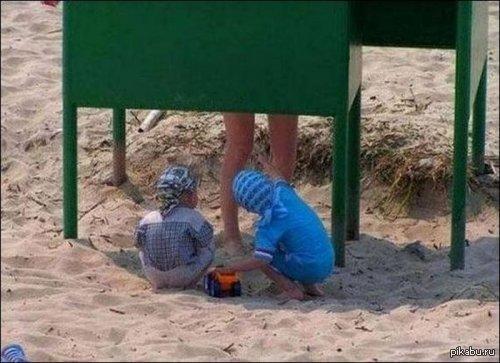 Видео с кабинок пляжных — pic 8