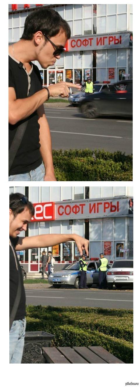 аж на душе повеселело)