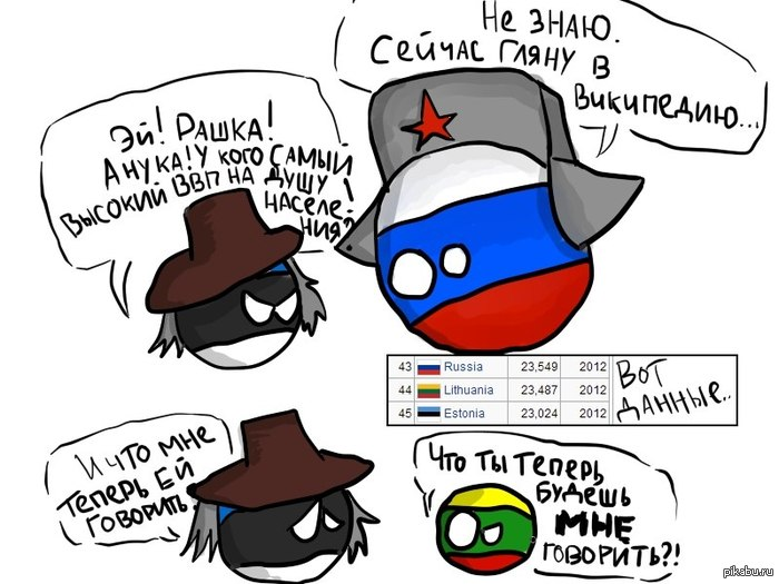 Прибалтика, такая Прибалтика не все оценят))