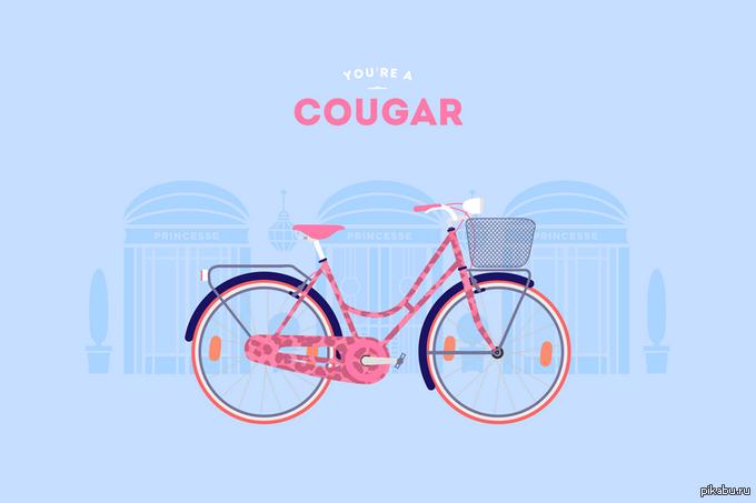 Cyclemon: какой ты велосипедист .