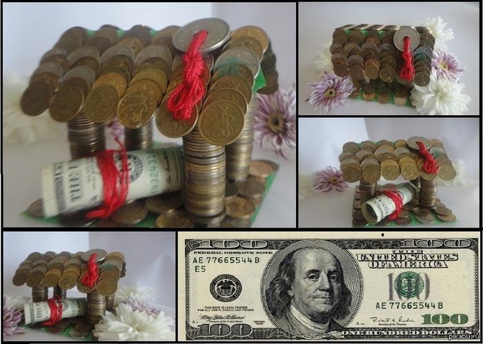 Как сделать амулет на привлечение денег своими руками подробно