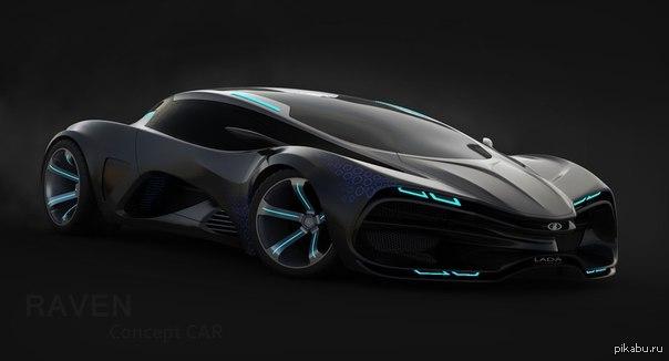 concept car лады