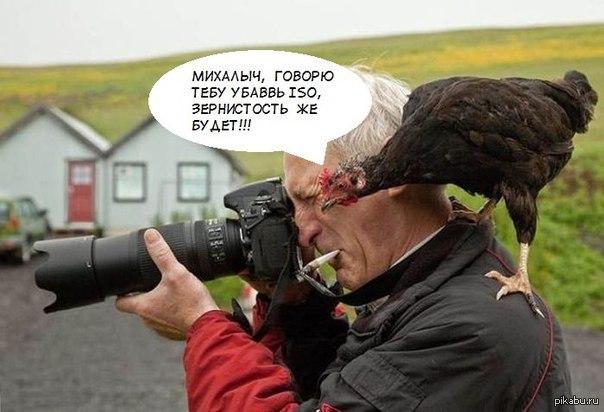 Фотограф - призвание!