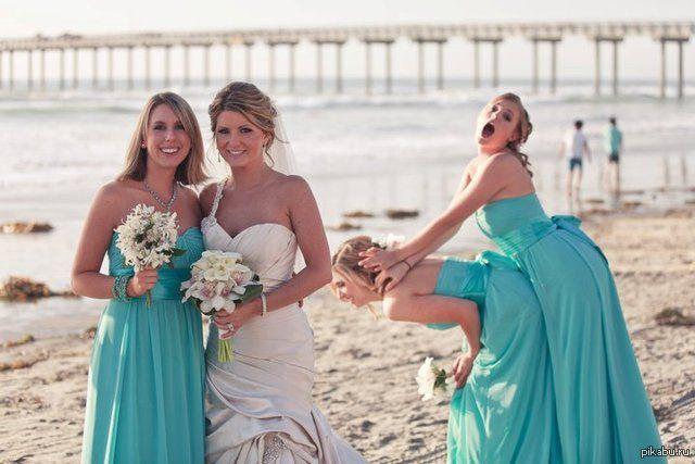 Правильная свадебная фотография
